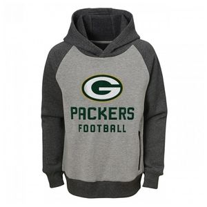 Other - Green Bay Packers Boys NFL Hoodie 10/12 Medium